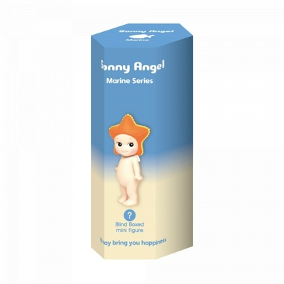 Sonny Angel Animaux marins - 1 figurine surprise parmi les 12 présentées sur la photo