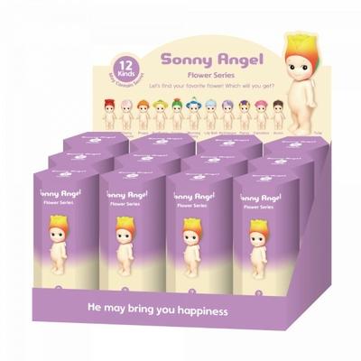 Sonny Angel fleurs - 1 figurine surprise parmi les 12 présentées sur la photo