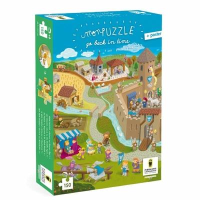Puzzle Château Fort 150 pièces