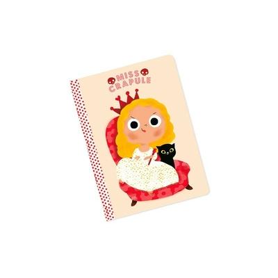 Petit carnet Miss Crapule