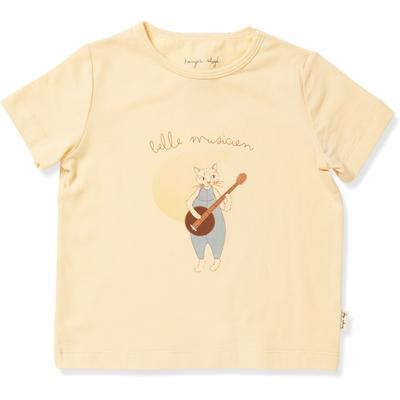 Tee-shirt Famo coloris Abricot