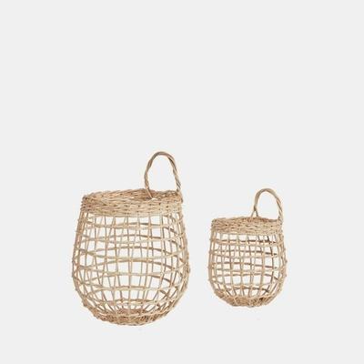 Lot de 2 paniers Onion Basket