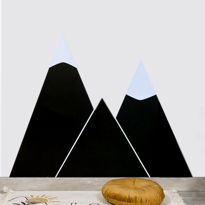 Tableau magnétique Montagne
