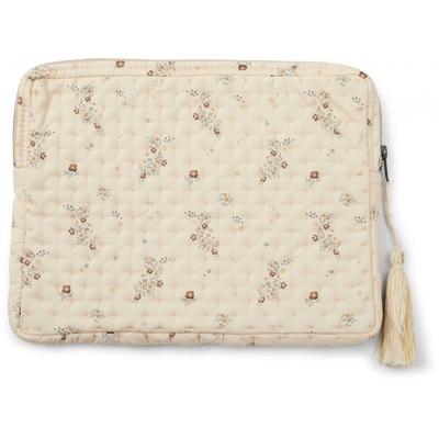 Pochette matelassée pour tablette imprimé Nostalgie Blush