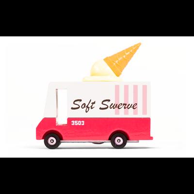 "Icecream Van - Foodtruck spécial ""glaces"""