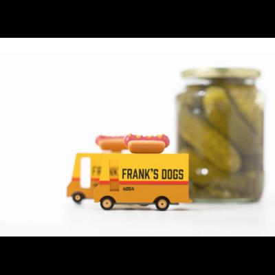 "Hot Dog Van - Foodtruck spécial ""hot dog"""