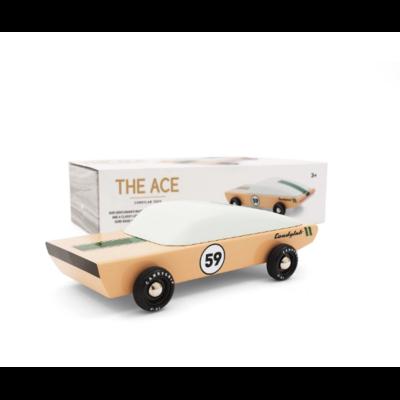 AMERICANA - Ace Racer - Voiture de course vintage