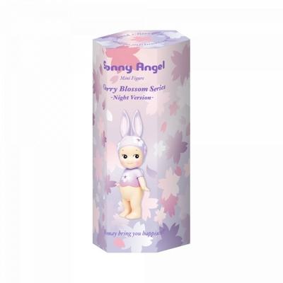 Sonny Angel Cherry Blossom Night - 1 figurine surprise parmi les 4 présentées sur la photo