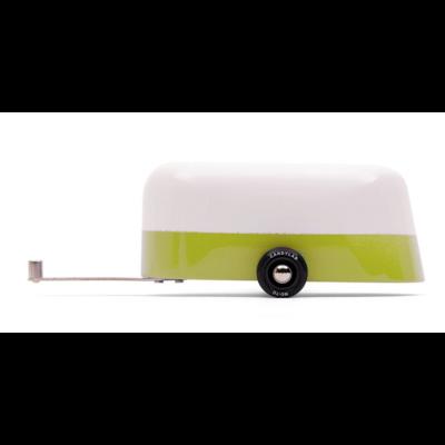 AMERICANA - Green Camper - Caravane en aluminium