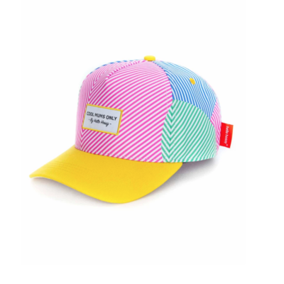 Casquette Hello Hossy Stripes