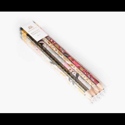 Set de 12 crayons à papier - Modernist