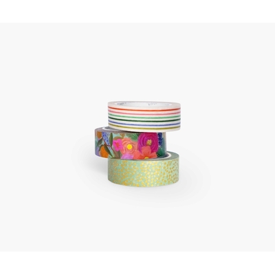 Masking tape - Garden party