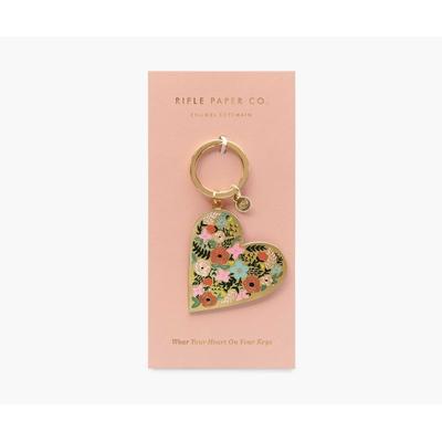 Porte-clés - Floral heart