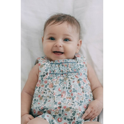 Barboteuse Lana Powder Blue - 24 mois