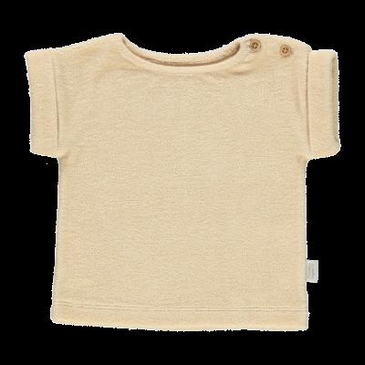 Tee-Shirt éponge Laurier coloris Amberlight (4 ans)