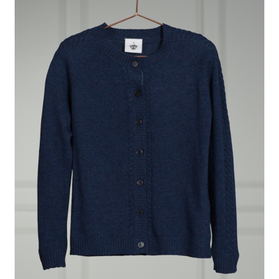 Cardigan Alexis coloris Navy