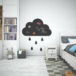 tableau-magnetique-nuage-et-gouttes-de-pluie (2)