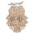 KS1910 - MANUCA FRILL SWIMSUIT - ORANGERY BEIGE - Extra 0