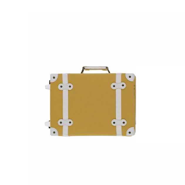 Valise enfant See-ya coloris Mustard - Accessoires - 7ème étoile 503ded9fd128