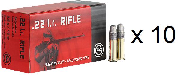 Geco Rifle x 10