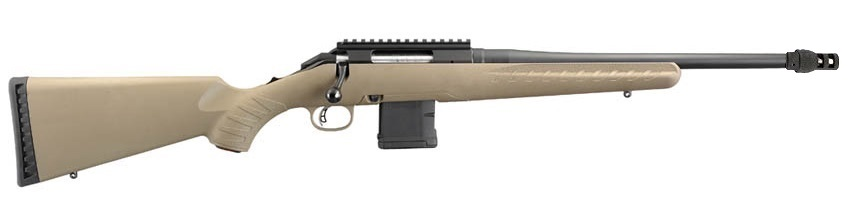 RUGER RANCH Rifle .300 AAC Blackout - 1