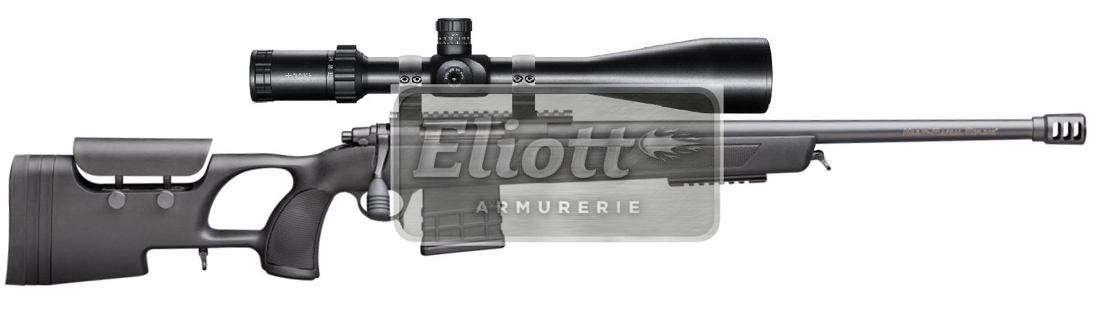 Urban Sniper + Sidewinder 8-32x56 Logo