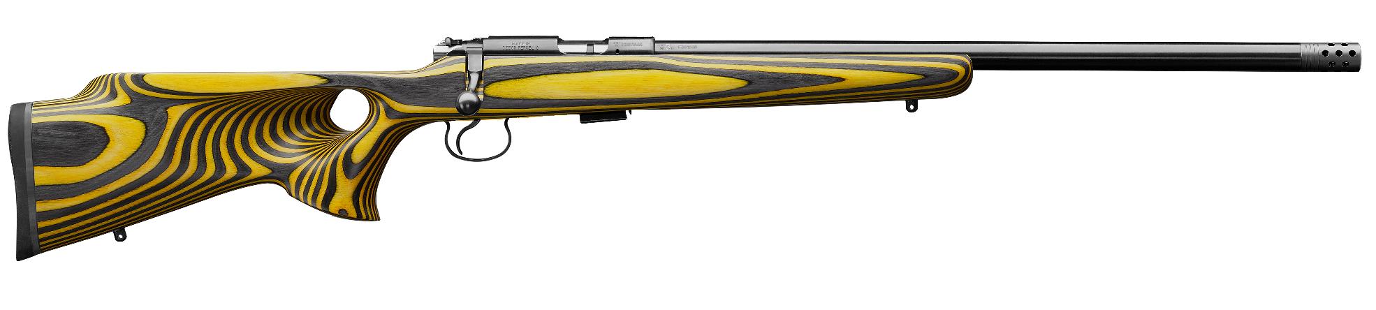CZ 455 Crosse Yellow