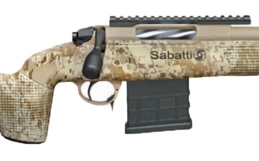 Sabatti Tactical EVO US Désert 3