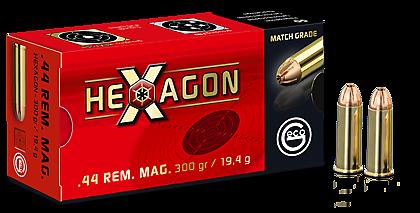 GECO 44 Mag Hexagon 1