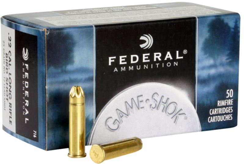 Federal grenaille .22