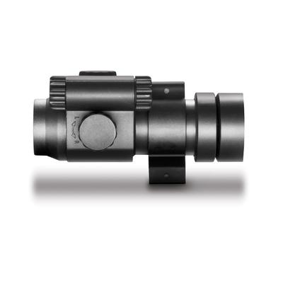 Point Rouge tubulaire HAWKE 1x30 pour fixation sur rail 11mm ou Picatinny