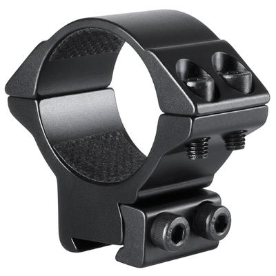 Colliers HAWKE diamètre 30mm pour montage sur rail de 11 mm (Medium, Hauts)