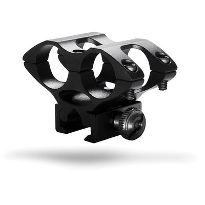 Embase de montage HAWKE  pour Kit Laser + Torche sur rail 11mm