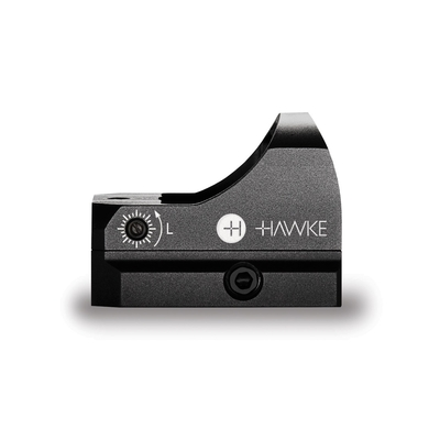 Point Rouge HAWKE Micro Reflex 3 MOA pour fixation sur rail Weaver/Picatinny
