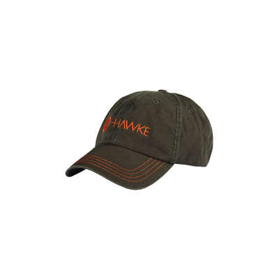 Casquette HAWKE Grise / Orange