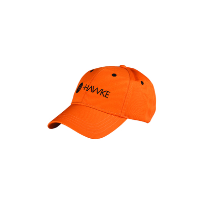 Casquette HAWKE Coton Orange