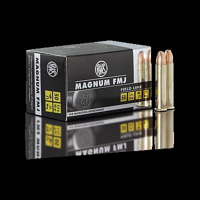 Cartouches RWS Magnum FMJ Calibre .22 Magnum