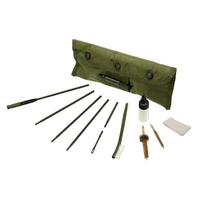 Kit de nettoyage en sacoche pour calibre .222 et .223