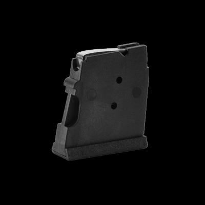 Chargeur Polymère pour carabine CZ 455  5 coups .22Mag/17HMR