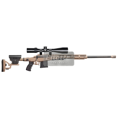 SABATTI Tactical Rifle STR Désert .308 + HAWKE Frontier 30 SF 5-30x50 TMX