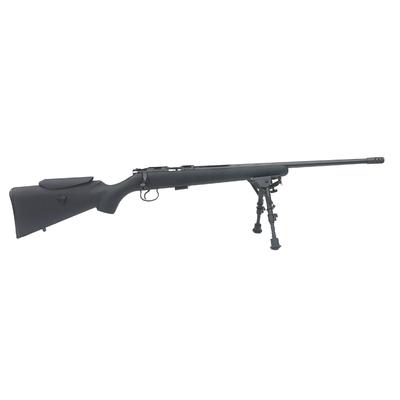 Carabine CZ 455 Synthétique Busc réglable + Bipied  .22 LR