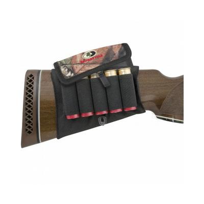 Cartouchière de crosse MOSSY OAK Camo pour fusil