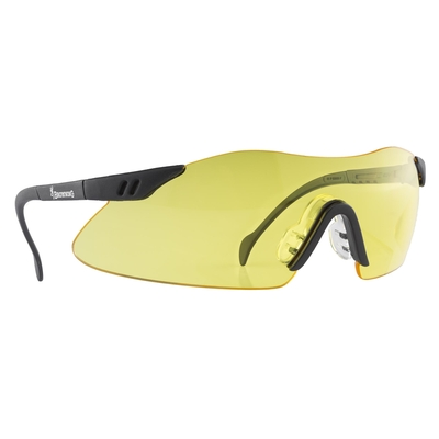 Lunettes de protection Browning Claybuster Jaunes