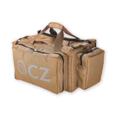 Sac de tir CZ Range Coyote Brown