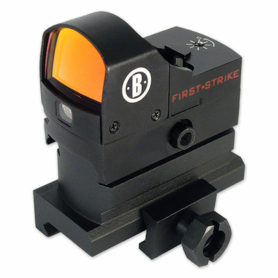 Point Rouge BUSHNELL AR First Strike 5 MOA avec montage rehausseur