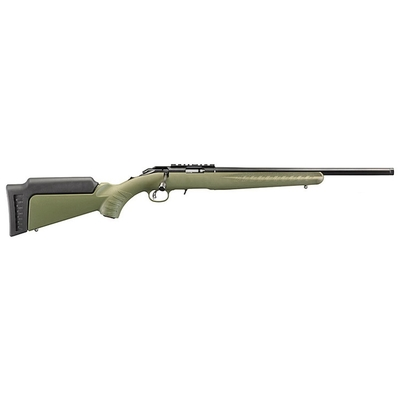 Carabine RUGER American Rimfire OD Green .22LR