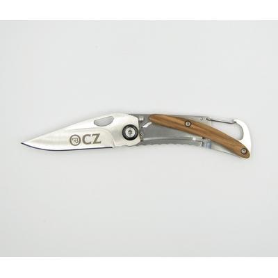 Couteau pliant CZ avec blocage de lame
