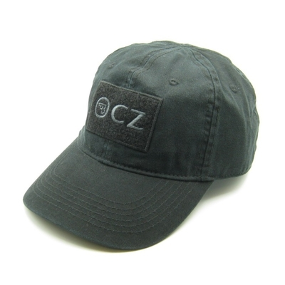Casquette CZ coton Noire