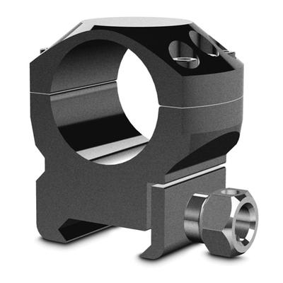 Colliers HAWKE Tactical diamètre 1 pouce pour montage sur rail Picatinny (Medium, Hauts, Ultra-Hauts)