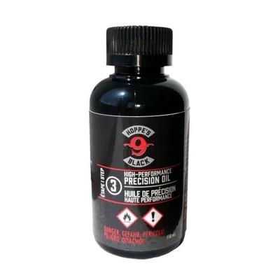 Flacon d'Huile Haute Performance HOPPE'S 9 Black (118 ml)